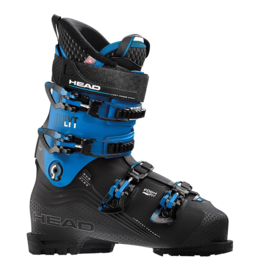 HEAD HEAD NEXO LYT 100 BLACK/BLUE MEN ALPINE BOOT
