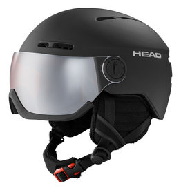 HEAD HEAD KNIGHT BLACK 20 CASQUE DE SKI