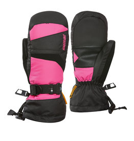 GORDINI GORDINI TIPTOP JUNIOR MITT BRIGHT PINK-BLACK 20