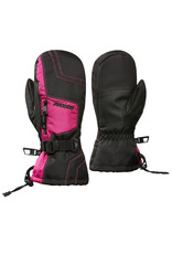 GORDINI GORDINI ULTRA DRI-MAX GAUNTLET IV LADIES MITT BLACK-DEEP PINK 20