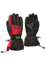 GORDINI GORDINI ULYTA DRI-MAX GAUNTLET IV JUNIOR GLOVE BLACK-RED 20