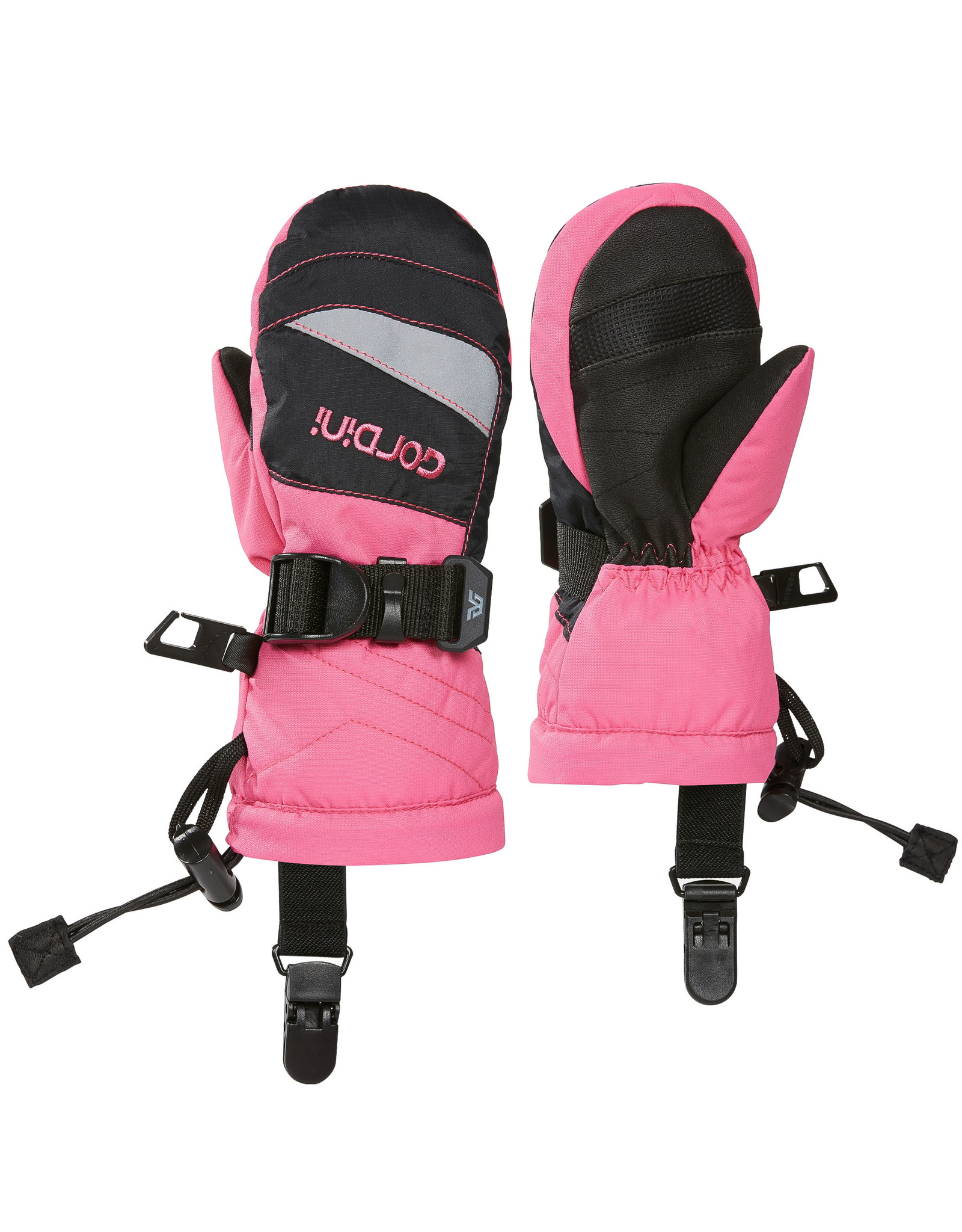 GORDINI GORDINI FLOW TODDLER MITT HOT PINK 20