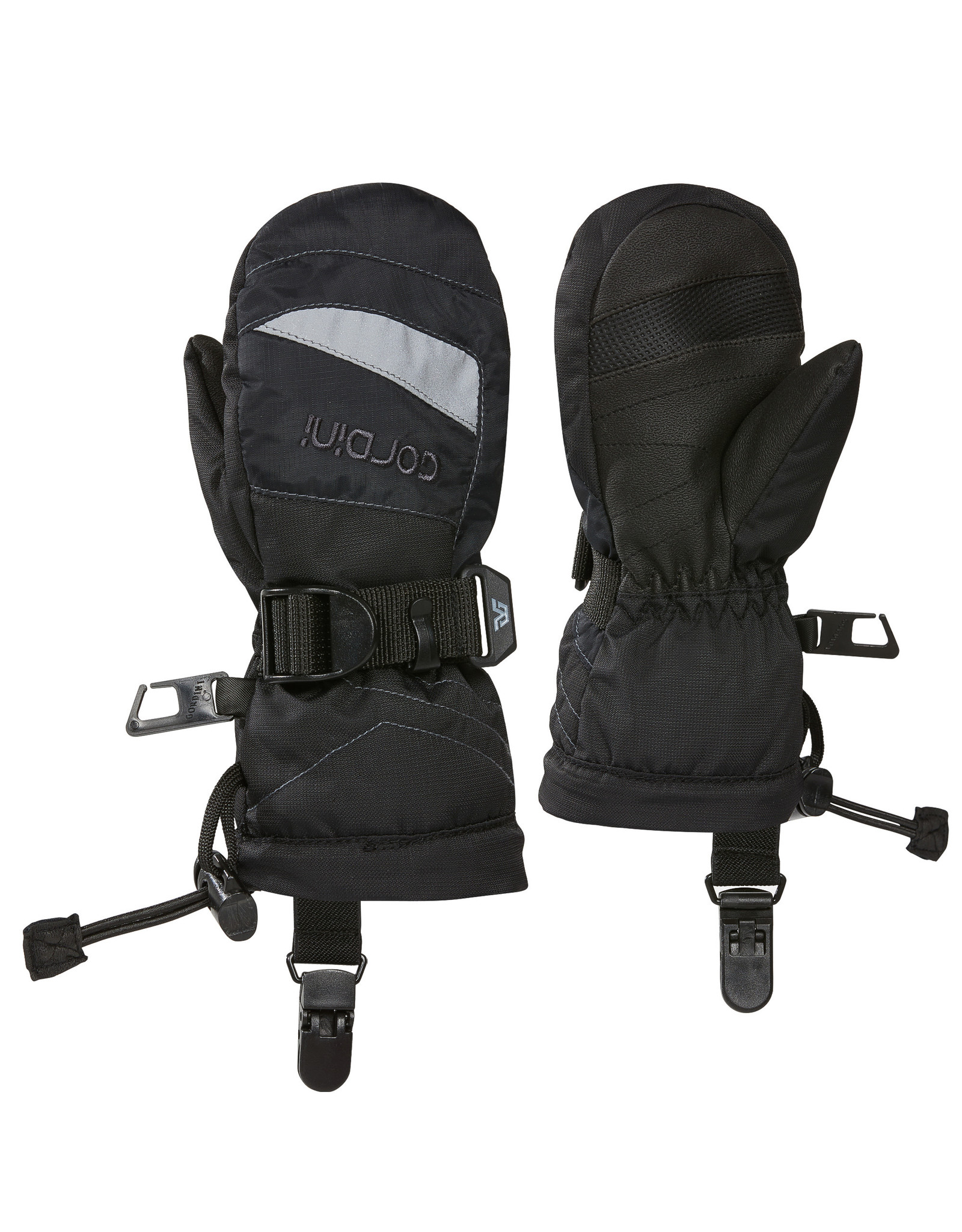 GORDINI GORDINI FLOW TODDLER MITT BLACK 20