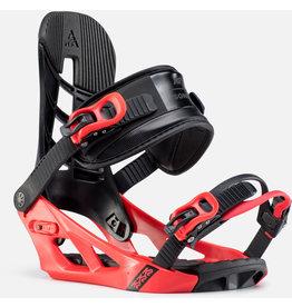 K2 K2 SONIC ROUGE/NOIR FIXATION SNOWBOARD