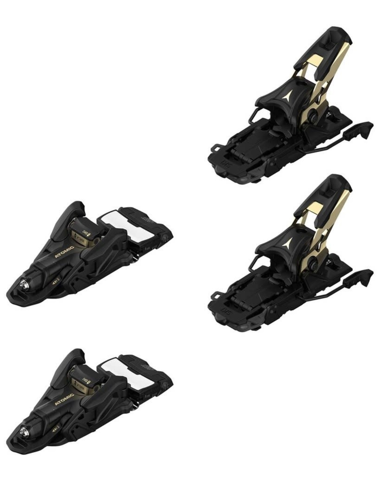ATOMIC ATOMIC N SHIFT 13 MNC Black/Gold