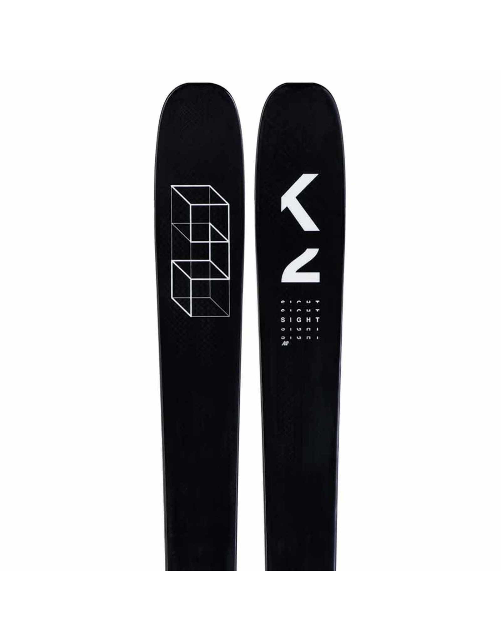 K2 K2 SIGHT BINDING INCLUDED MEN ALPINE SKI 19