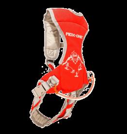 MDXONE MDXONE MINI-OX SNOWBOARD & SKI TRAINING RETRACTABLE HARNESS RED 20