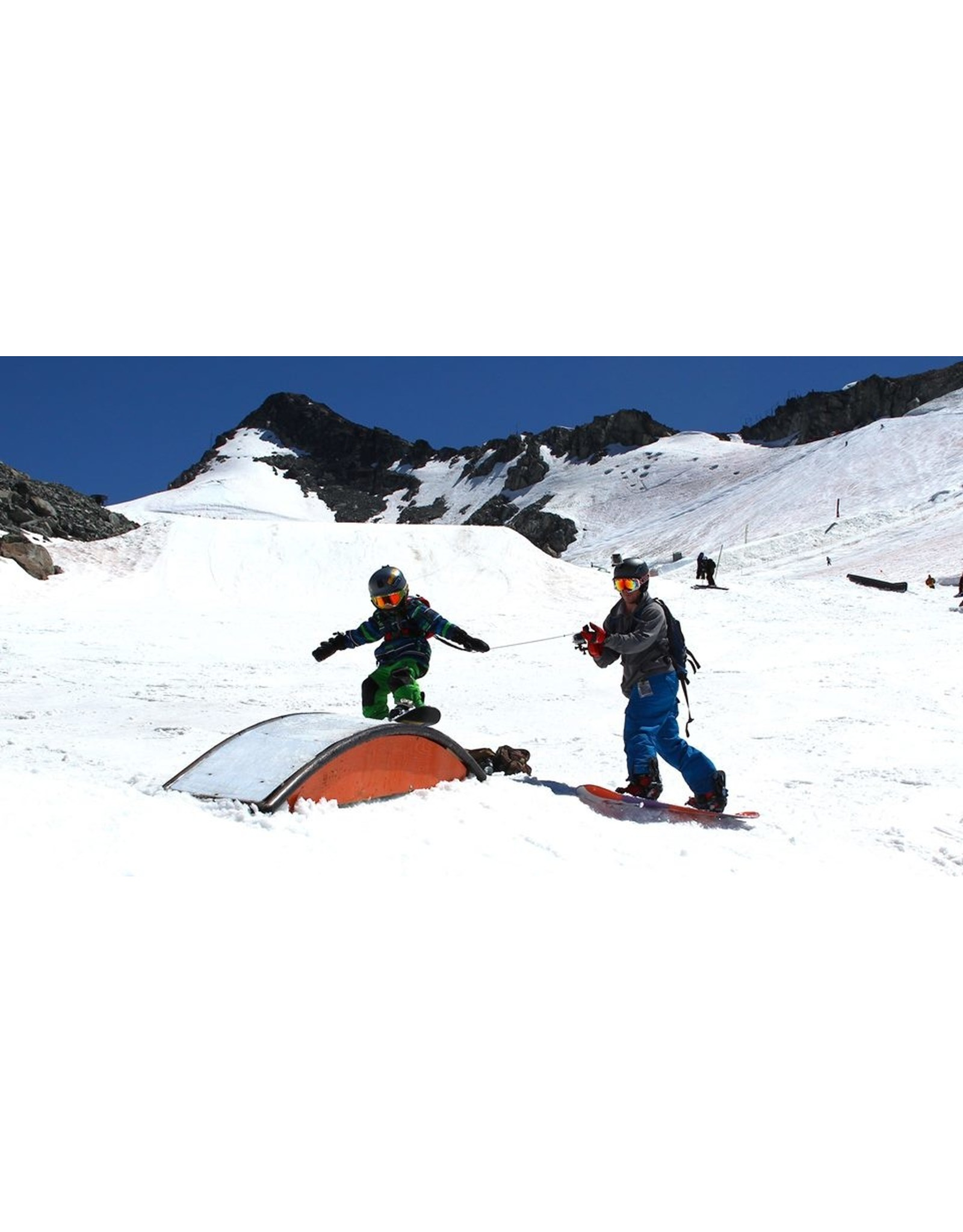 MDXONE MDXONE OX HARNAIS RÉTRACTABLE POUR SKI et SNOW ROSE 20