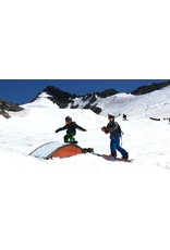 MDXONE MDXONE OX SNOWBOARD & SKI RETRACTABLE HARNESS FOR KID BLU 20