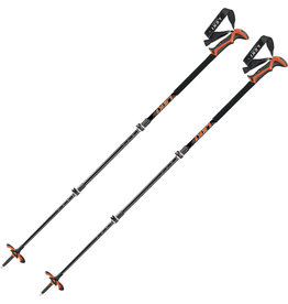 BATONS LEKI CIVETTA PRO BACK COUNTRY PLIABLE