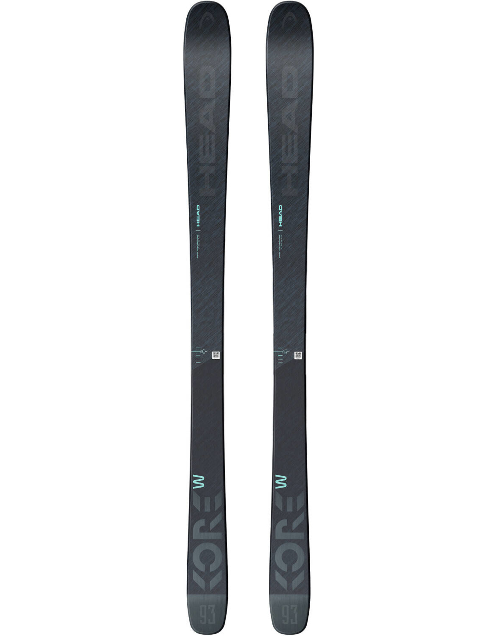 HEAD HEAD KORE 93 W GREY SR 20 FREERIDE SKI