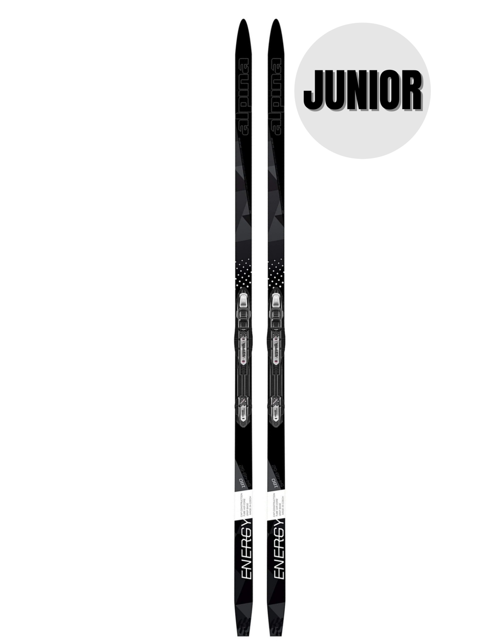 ALPINA ALPINA SKI ENERGY JR N/W NIS PM START 20