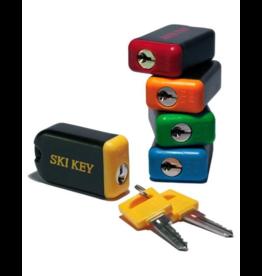 Ski key cadenas pour ski et planche à neige