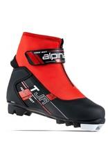 ALPINA ALPINA TJ BOTTE SKI DE FOND JR BLACK/RED 20