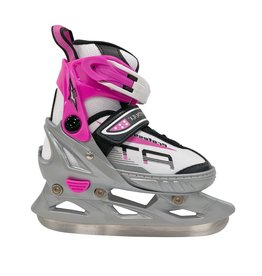 SOFTMAX JUNIOR ADJUSTABLE ICE SKATE ROSE