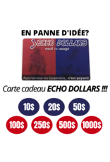 ECHO DOLLARS gift card