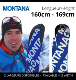 Montana MONTANA M CLIMBING SKIN CUT & GO M CLAMP 20