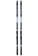 Van Bergen Van Bergen ski de fond écaille step Fix-In Noir/Argent