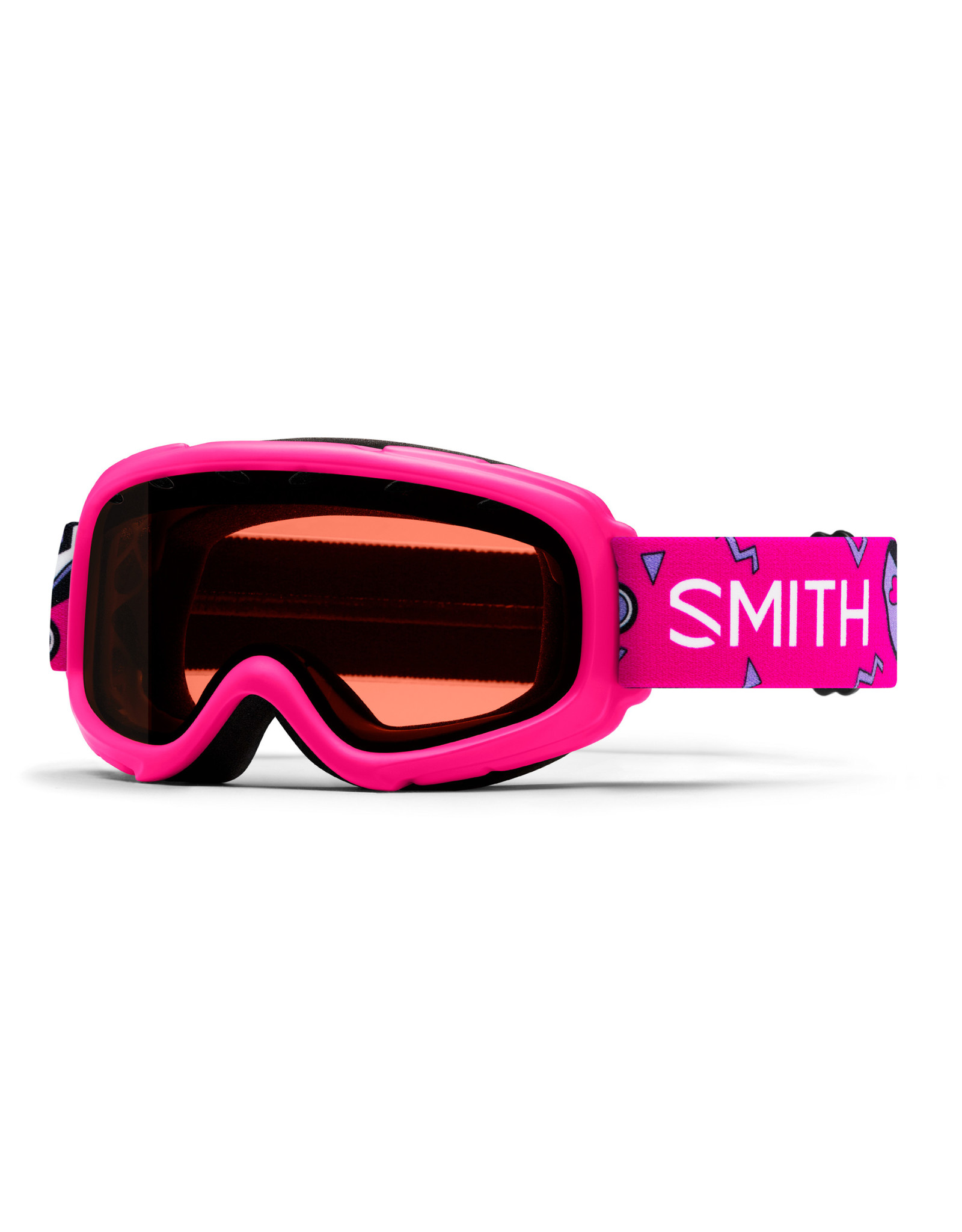 SMITH GAMBLER LUNETTE DE SKI ROSE JR 21