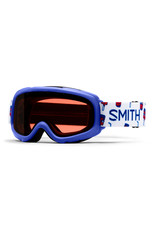SMITH GAMBLER LUNETTE BLEU JR 21