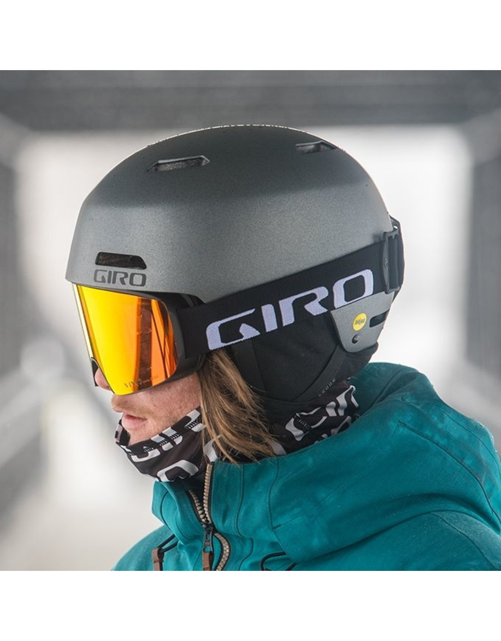 Giro GIRO LEDGE CASQUE DE SKI GRAPHITE 20