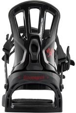 ROSSIGNOL ROSSIGNOL BATTLE BLACK/RED SNOWBOARD BINDING 20