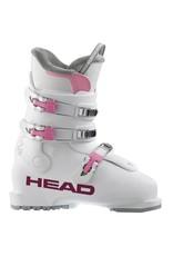 HEAD HEAD Z3 WHITE/PINK JR 20