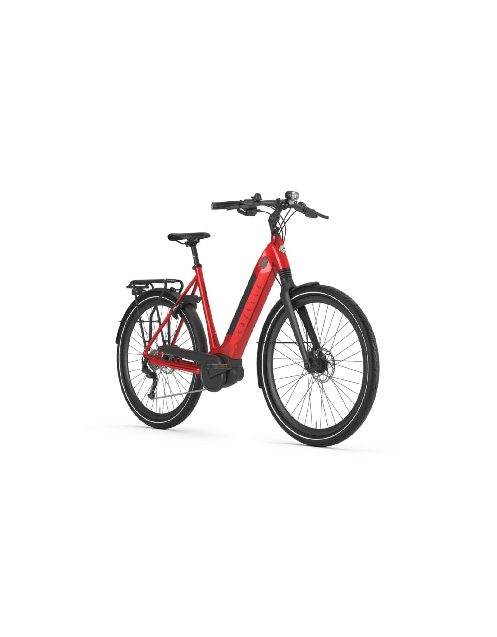 GAZELLE GAZELLE ULTIMATE T10 LOW-STEP E-BIKE RED