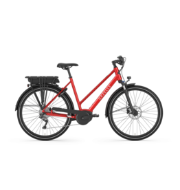 GAZELLE GAZELLE MEDEO T9 LOW-STEP ROUGE EBIKE