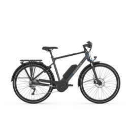 GAZELLE GAZELLE MEDEO T9 HIGH-STEP DUST GLOSS EBIKE
