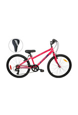 AVP AVP M24 PNK-NAVY 24 MOUNTAIN JUNIOR BIKE 21