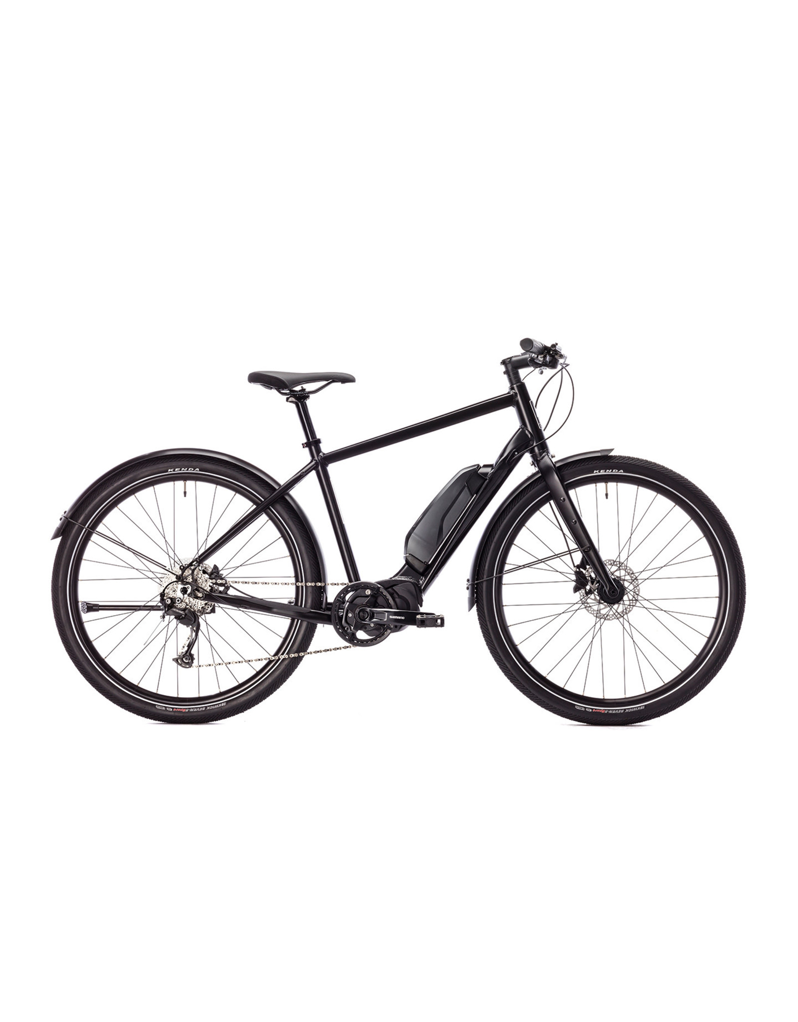 OPUS OPUS E-BIG CITY STEPS 5000 EBIKE STEALTH BLACK 21