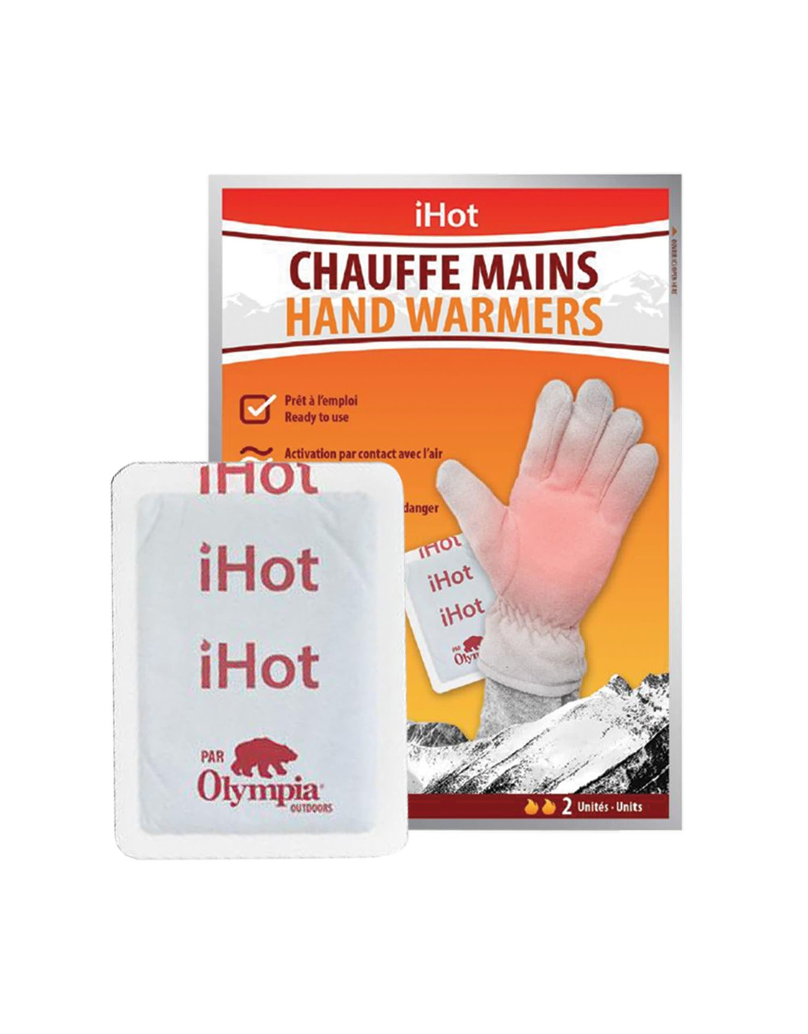 IHOT-CHAUFFE MAINS