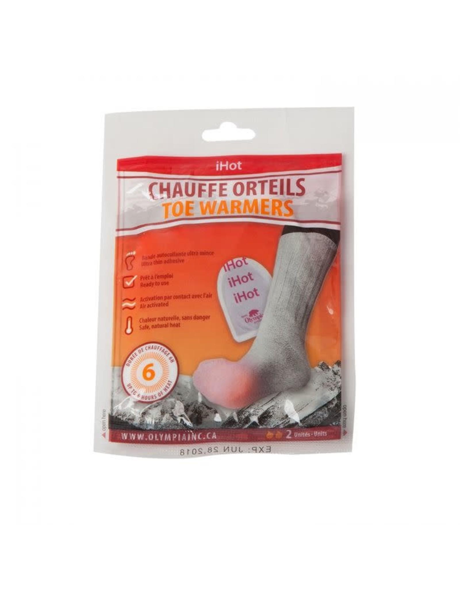 IHOT-CHAUFFE ORTEILS