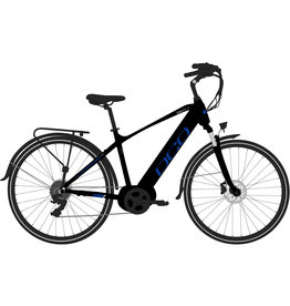 DCO DCO LIBERT-E 2.0 MEN MATT BLACK-BLUE EBIKE 21