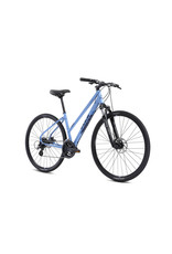 Fuji FUJI TRAVERSE 1.5 ST DENIM BLUE HYBRID BIKE 21