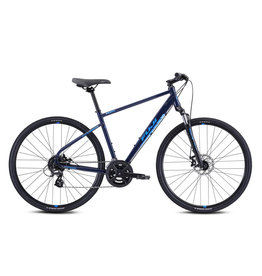 Fuji FUJI TRAVERSE 1.5 BLUE HYBRID BIKE 21