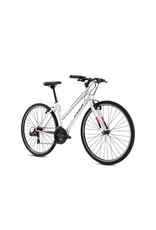 Fuji FUJI ABSOLUTE 2.1 STEP TRU PEARL WHITE HYBRID BIKE 21