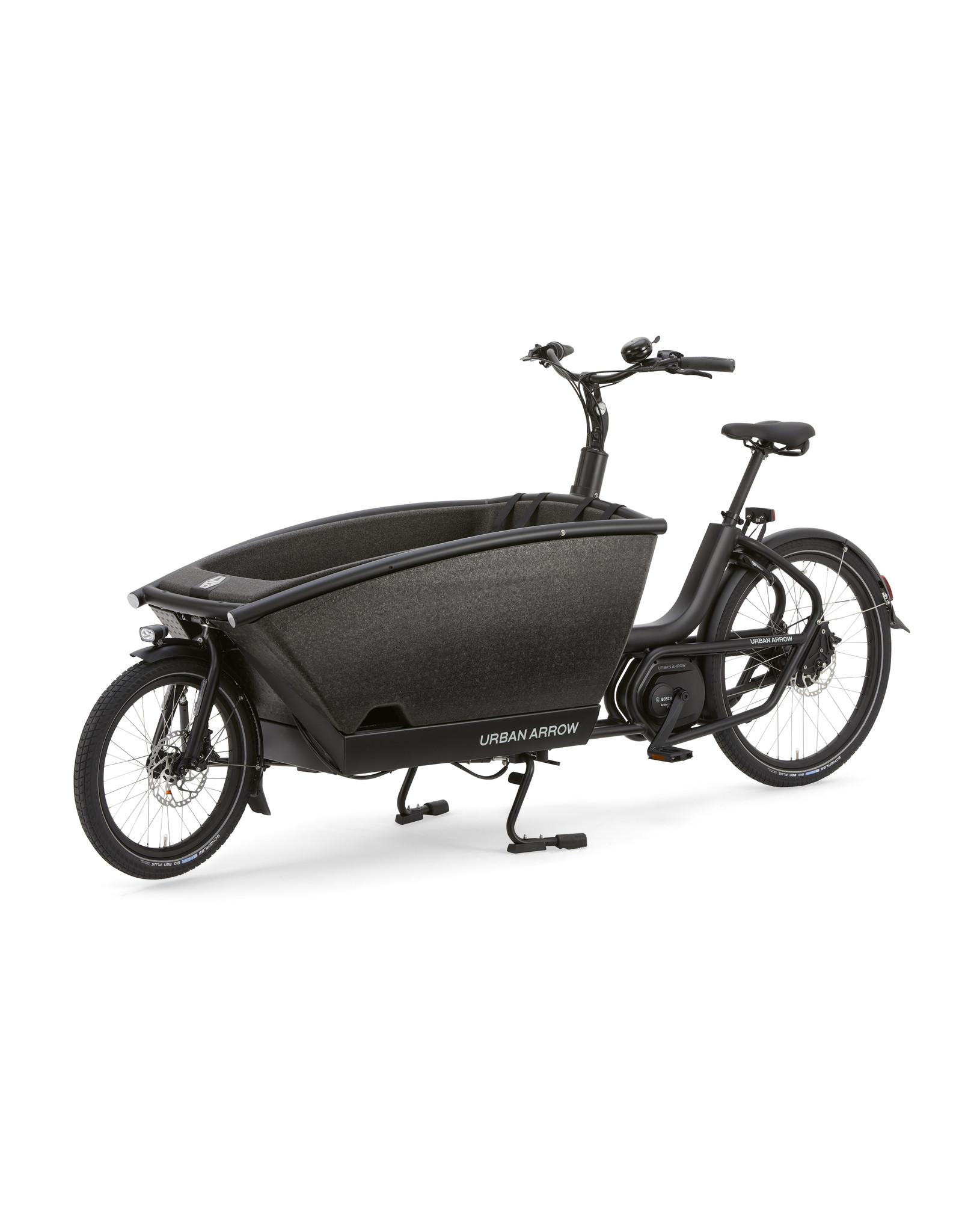 Urban Arrow Urban Arrow FAMILY- Bosch performance line black electric cargo bike