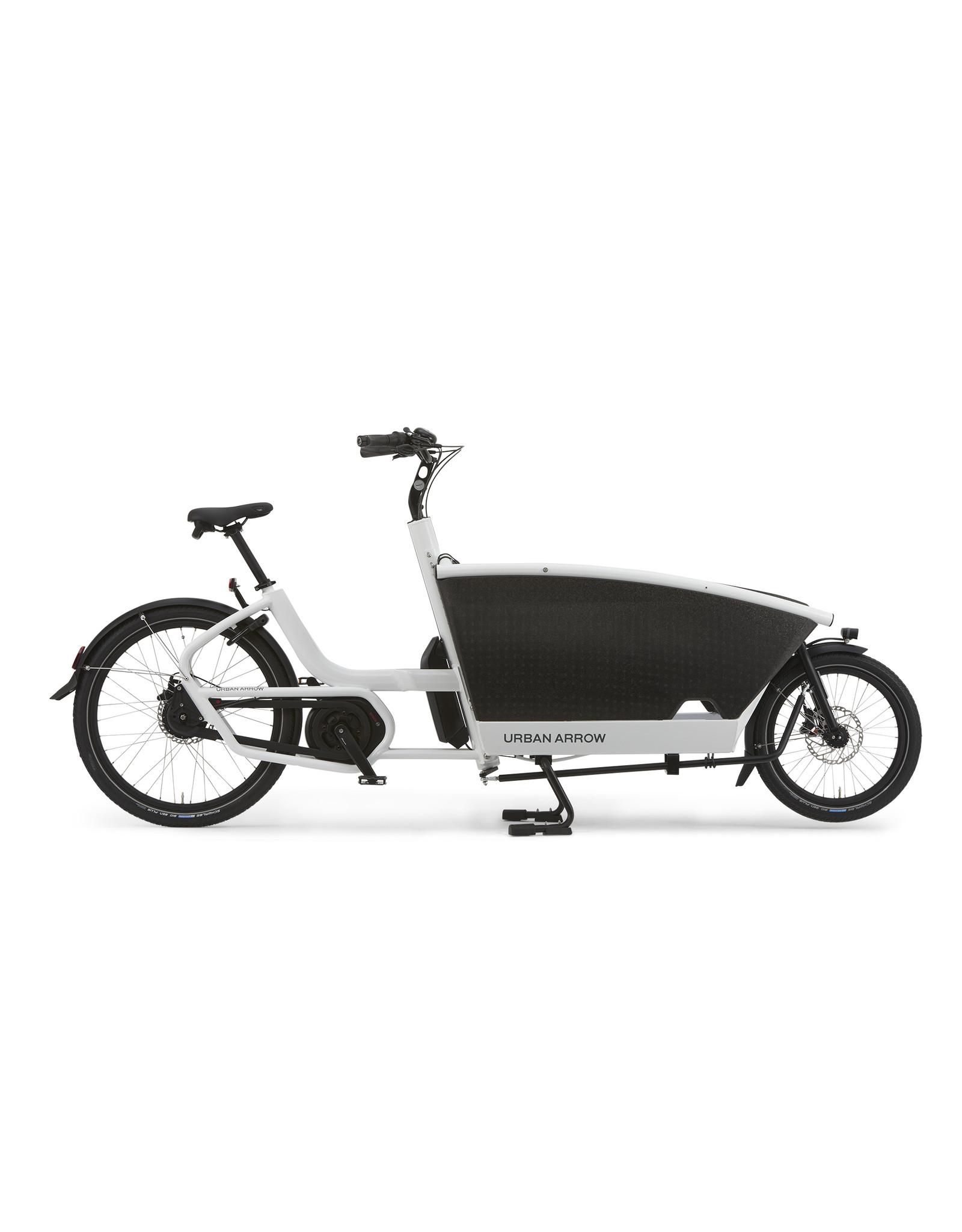 Urban Arrow Urban Arrow FAMILY - Bosch performance line white vélo cargo électrique