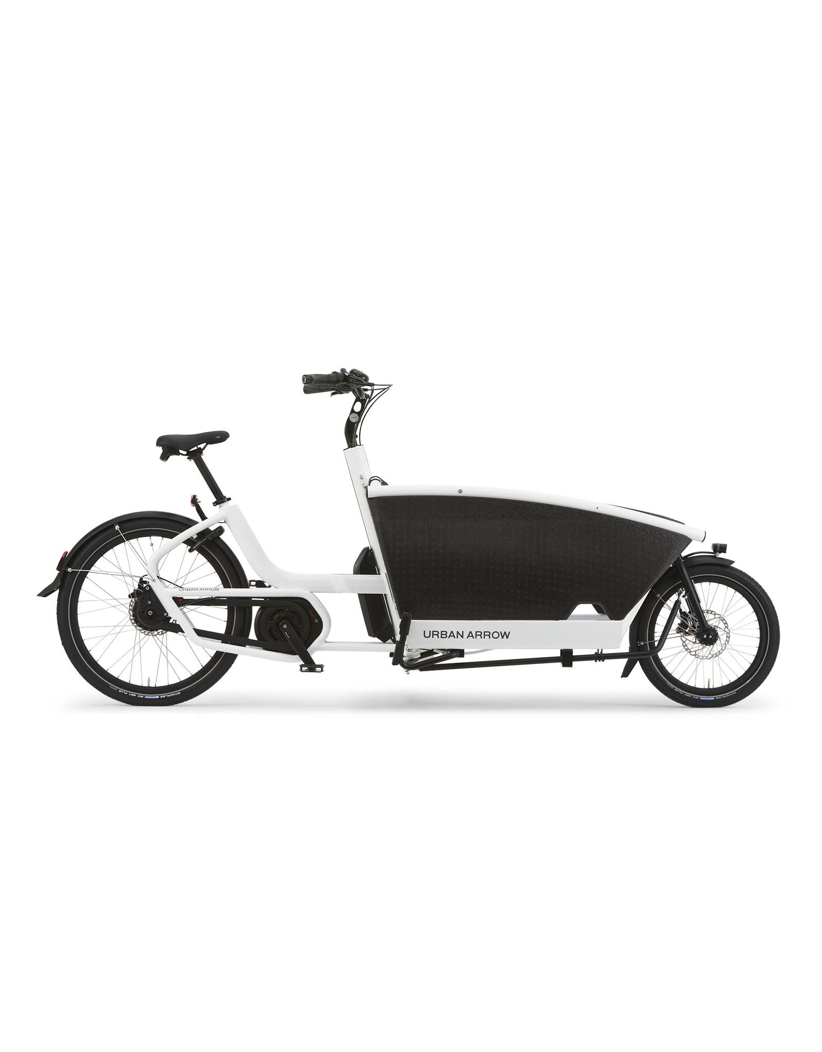 Urban Arrow Urban Arrow FAMILY cargo bike- Bosch Performance Line white