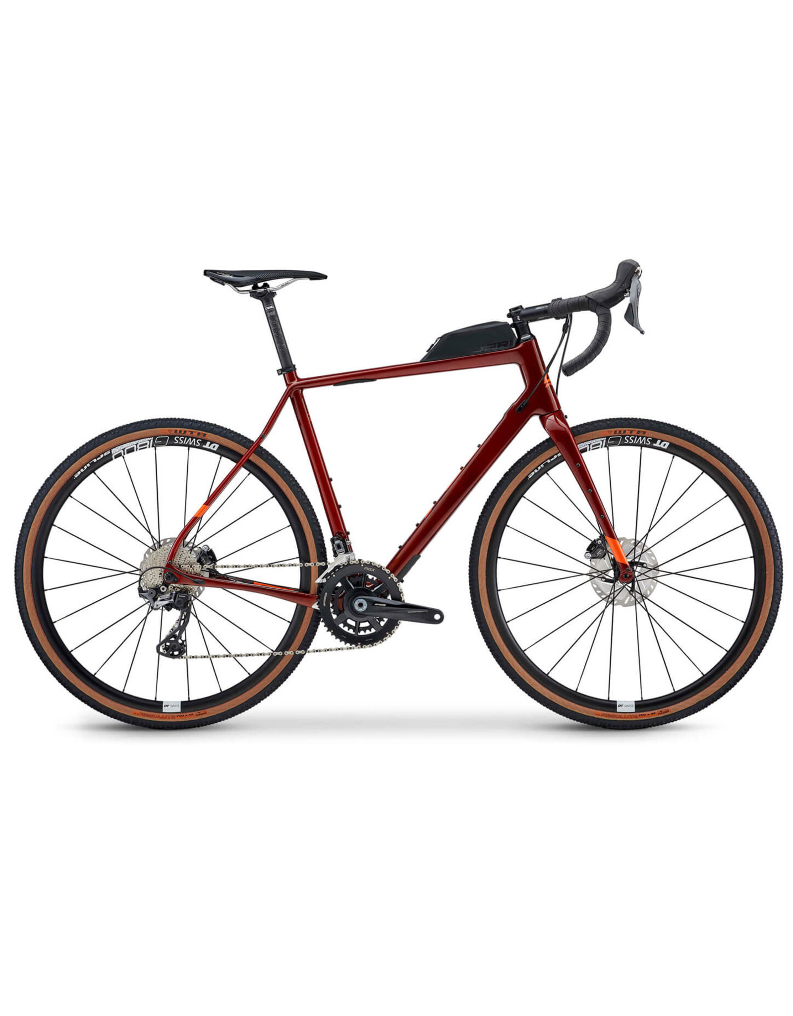 Fuji FUJI JARI CARBON 1.1 54 SANGRIA RED GRAVEL BIKE