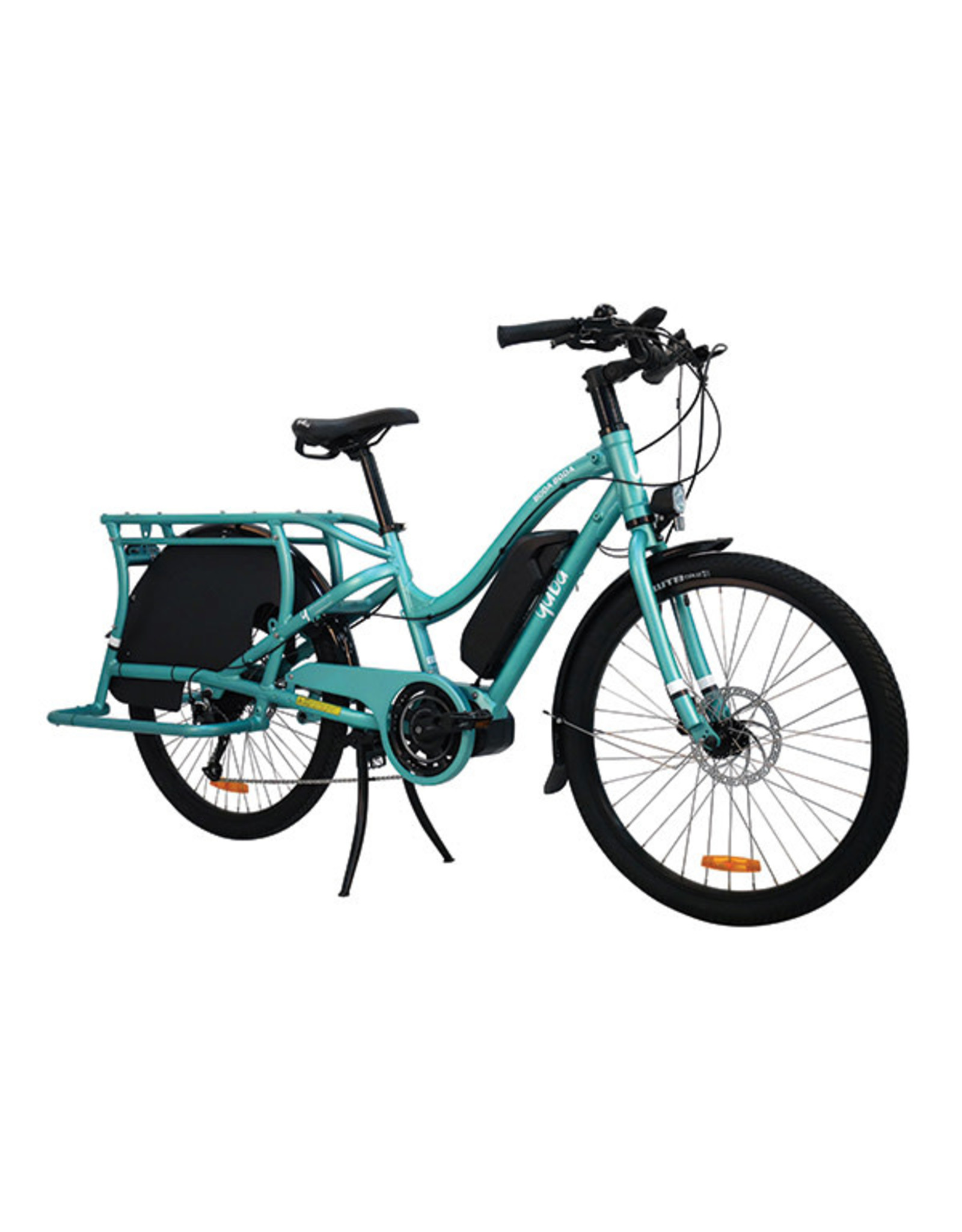 YUBA YUBA Electric Boda Shimano ST Aqua E6100 ELECTRIC CARGO BIKE