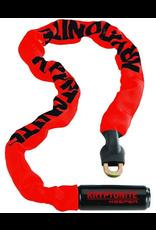 Kriptonite keeper 785 chaine integre rouge