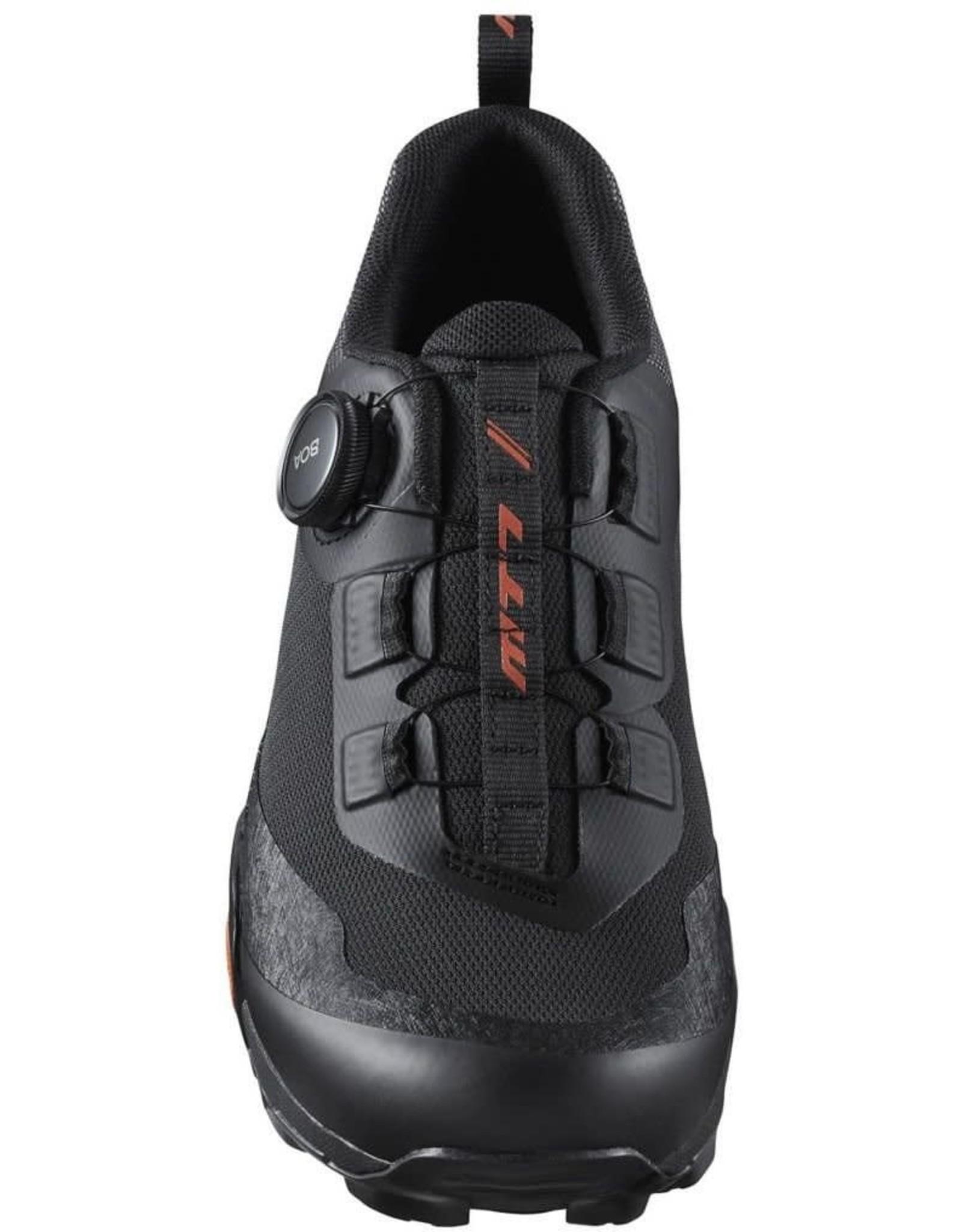 SHIMANO SH-MT701 CYCLING SHOES BLACK
