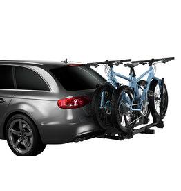 "Thule THULE T2 CLASSIC  (1.25"" )2 hitch mount bike rack for 2 bikes"