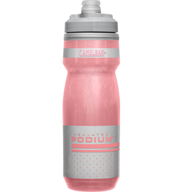 CAMELBAK PODIUM CHILL 620ML BRIGHT PINK WATER BOTTLE