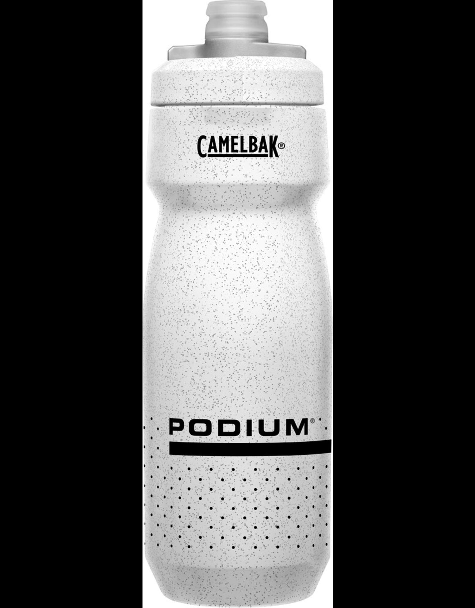 CAMELBAK PODIUM 710 ML WHITE SPECKLE WATER BOTTLE