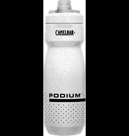 CAMELBACK PODIUM 710 ML WHITE SPECKLE WATER BOTTLE