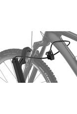 """Thule THULE T2 PRO XT NOIR ajout pour 2 VELOS pour support à vélos (2""""REC.)"""